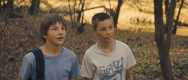 Tye Sheridan and Jacob Lofland