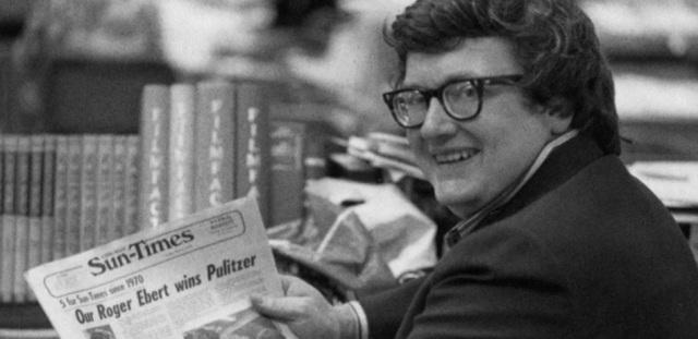 Roger Ebert wins Pulitzer